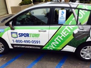 Car Sporturf 2