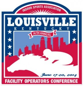 US Indoor Louisville Logo
