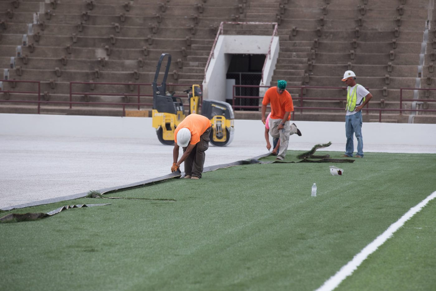 artificial turf a dangerous playing surface essay