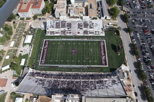 Plaster Stadium Missouri State University
