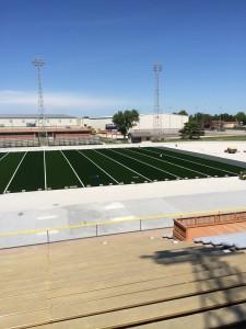Midland Univ Field