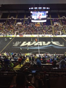 MKE Wave Black Turf Field 3
