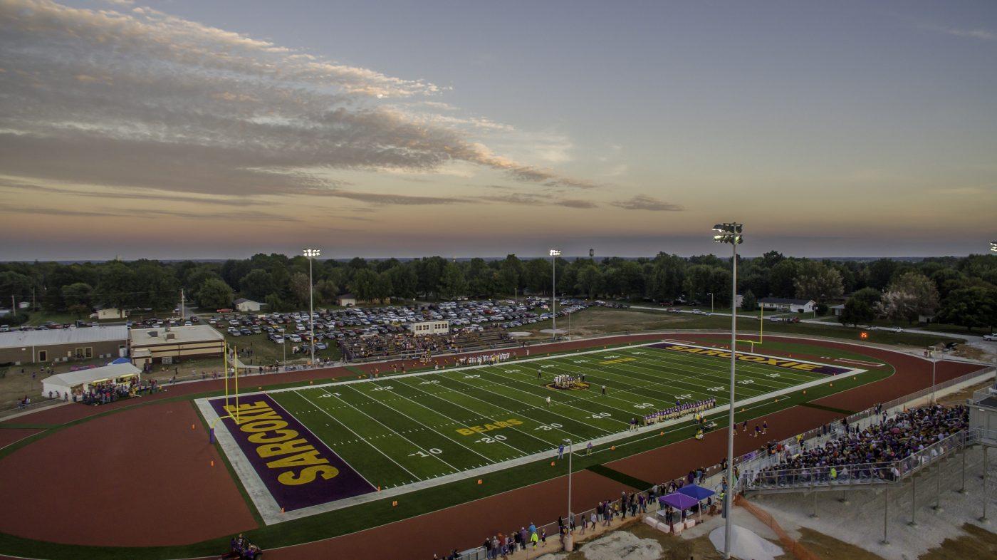 Sarcoxie High School Shines With New Sporturf Field Sporturf