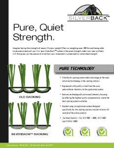 thumbnail of Silverback Sales Sheet Final