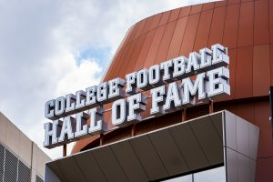 College Football Hall of Fame Atl